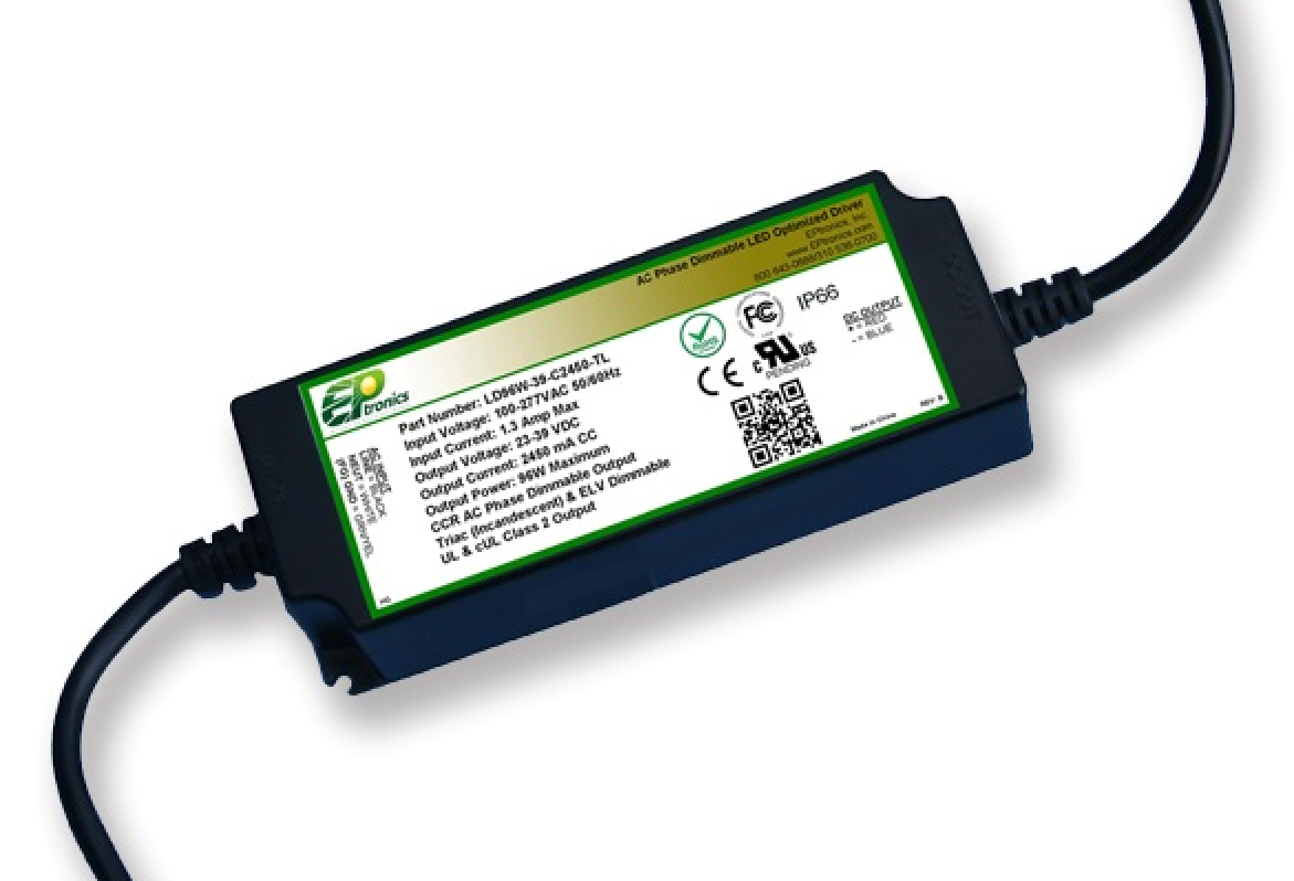 96w Triac / ELV led driver