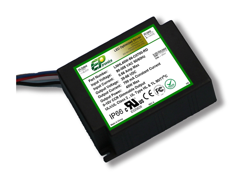 40w led driver UL Type TL and HL for Hazardous Locations